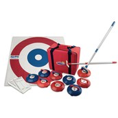New Age Kurling Competition Kit - Red/Blue