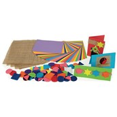 Hessian Cards - Pack of 30