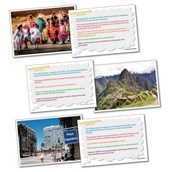 Thinking Geography Cards - South America
