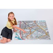 OS Mapping Play Mat
