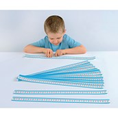 Student Number Line Pack of 30