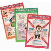 Bullying Poster - Pack of 3