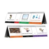 Sentence Builder Flip Book - Level 2