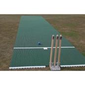Flicx Cricket Match Pitch - Green - 10 x 2.0m