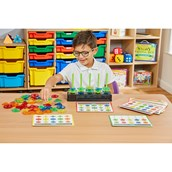 Giant Translucent Shape Sequencing Activity Set