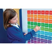 Double-Sided Division Magnets - Pack of 132