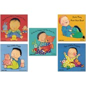 Songs and Rhymes Board Books - Pack of 5