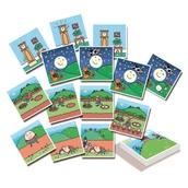 Nursery Rhyme Sequencing Cards - Pack of 30