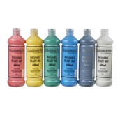 Classmates Washable Paint - 600ml - Assorted - Pack of 6