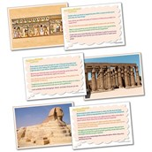Thinking History Cards - Ancient Egypt