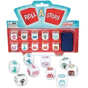 Roll A Story Dice - Pack of 10