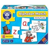 Alphabet Match Picture Game