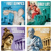 Ancient Greece Book Pack