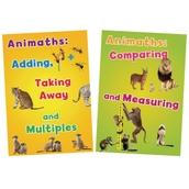 Animaths Big Book Pack