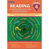 Comprehension and Word Reading Year 4