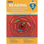 Comprehension and Word Reading Year 5