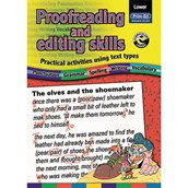 Proofreading and Editing Skills - Book 1