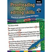 Proofreading and Editing Skills - Book 2