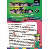 Proofreading and Editing Skills - Book 3