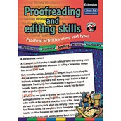 Proofreading and Editing Skills Extension Book