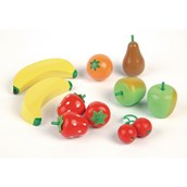Wooden Role Play - Fruit Salad Crate