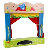Carry Case Finger Puppet Theatre
