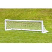 Samba Mini Hockey Goal - White - 8x2ft - Pair