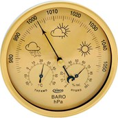 Weather Station (Thermometer, Barometer and Hygrometer)