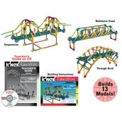 K'NEX Intro to Structures Bridges Set