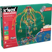 K'NEX STEM Explorations Swing Rides Set