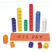 Unifix® Cubes Place Value to a Million