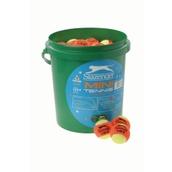 Slazenger Mini Tennis Balls - Orange Stage - Pack of 60