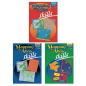 Mapping and Atlas Skills Pack