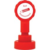 Xclamations Stamp- Self Assessment