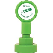 Xclamations Stamp - Group Assessment