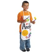 Blank Canvas Aprons - Pack of 12