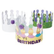 Decorate Your Own Crowns