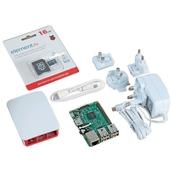 Raspberry Pi3 Official Starter Kit - White Version