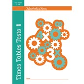 Times Tables Tests Book 1 - KS1 & 2