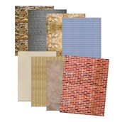 Building Design Papers - Pack of 32