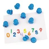 Easi-Grip Number Stampers 0-9
