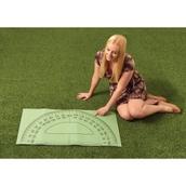Protractor Playmat