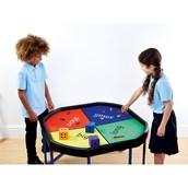 Sorting and Counting Mats - Pack of 4
