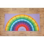 Multiplication Rainbow Mat