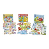 Orchard Toys Colours and Shapes Games Pack