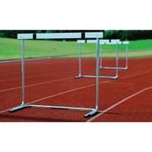 Harrod Sport Adjustable Practice Hurdle - White - Senior - 5kg