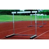 Harrod Sport Adjustable Competition Hurdle - White - 12kg