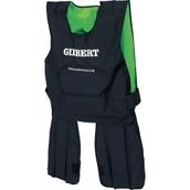 Gilbert Contact Suit - Black/Green - Senior
