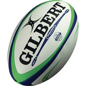 Gilbert Barbarian Match Rugby Ball - Size 5