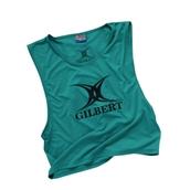 Gilbert Rugby Bib - Green - Adult